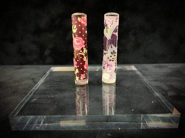 Rose&butterfly¥4,200+tax each